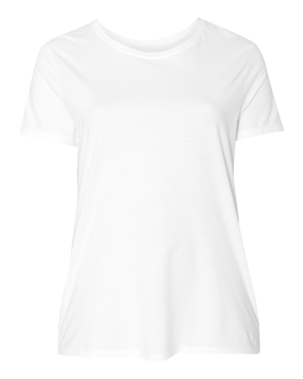 Womens Short Sleeve T-Shirt-Just My Size