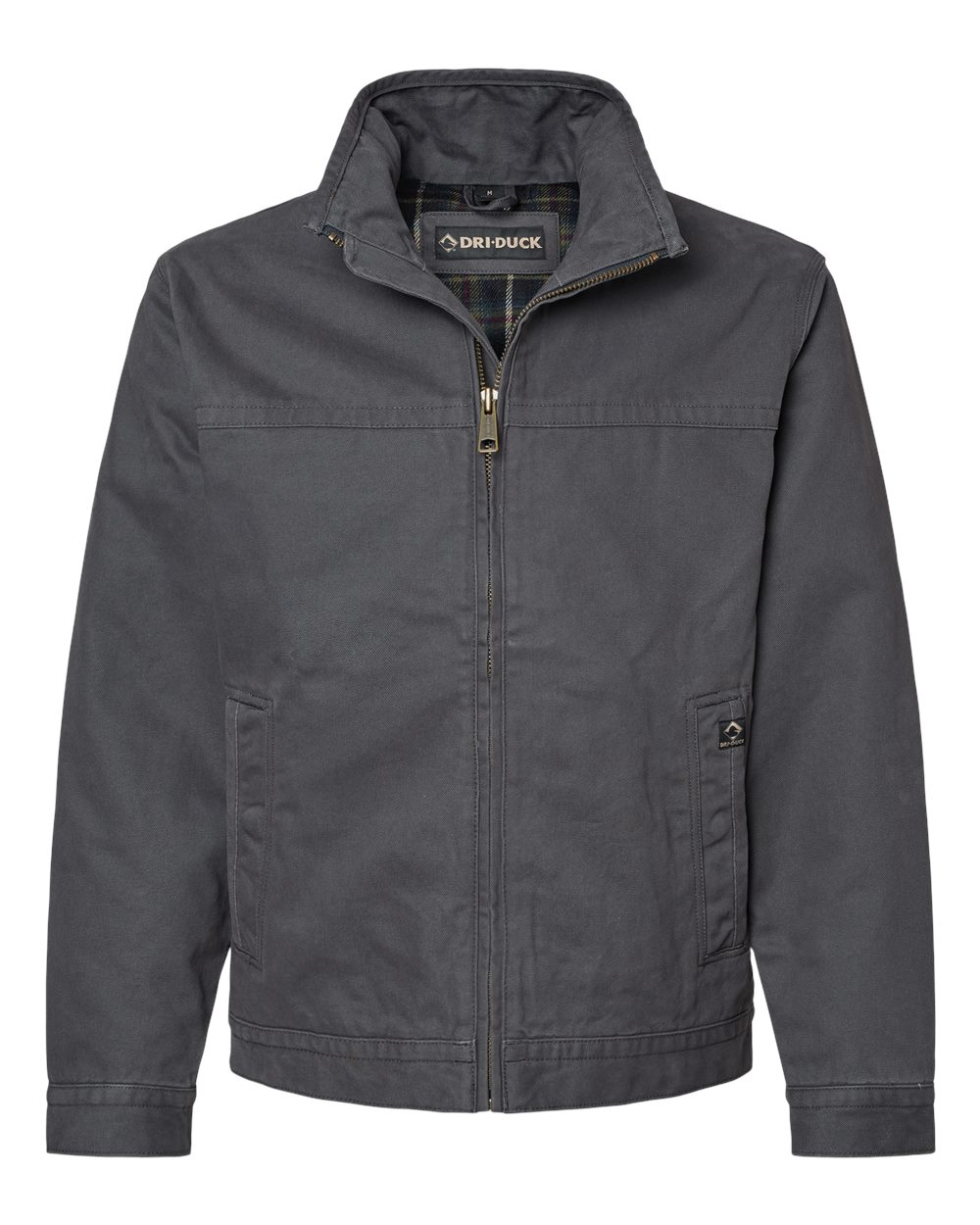 Maverick Boulder Cloth??? Jacket with Blanket Lining Tall Sizes-DRI DUCK