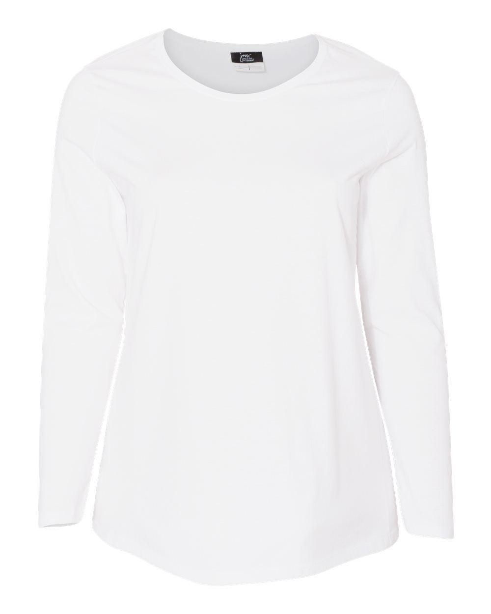 Womens Long Sleeve T-Shirt-Just My Size