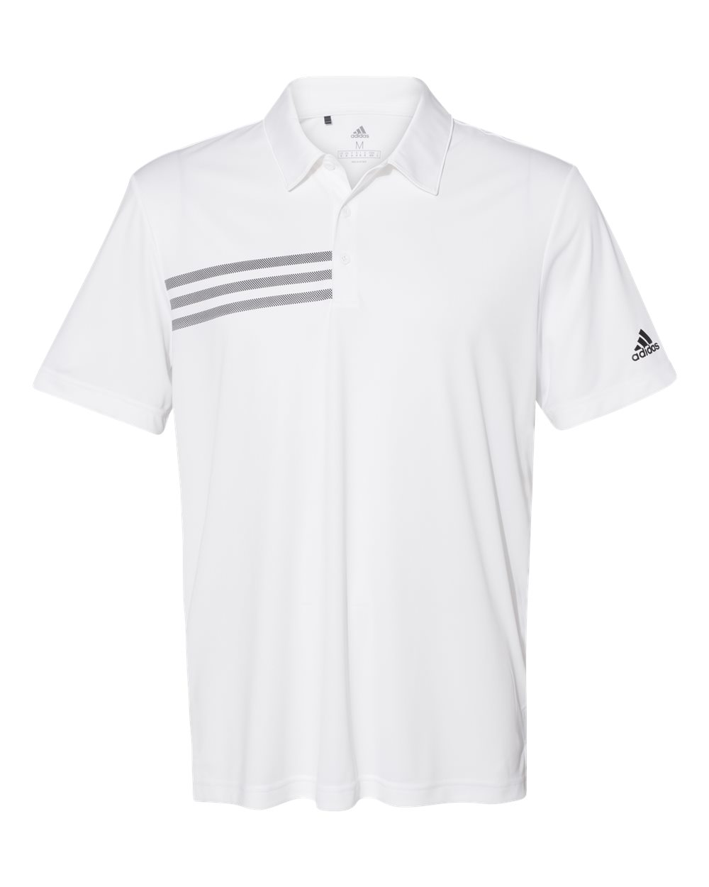 3-Stripes Chest Sport Shirt-Adidas