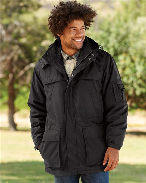 Weatherproof 6086 3-in-1 Systems Jacket Model Shot