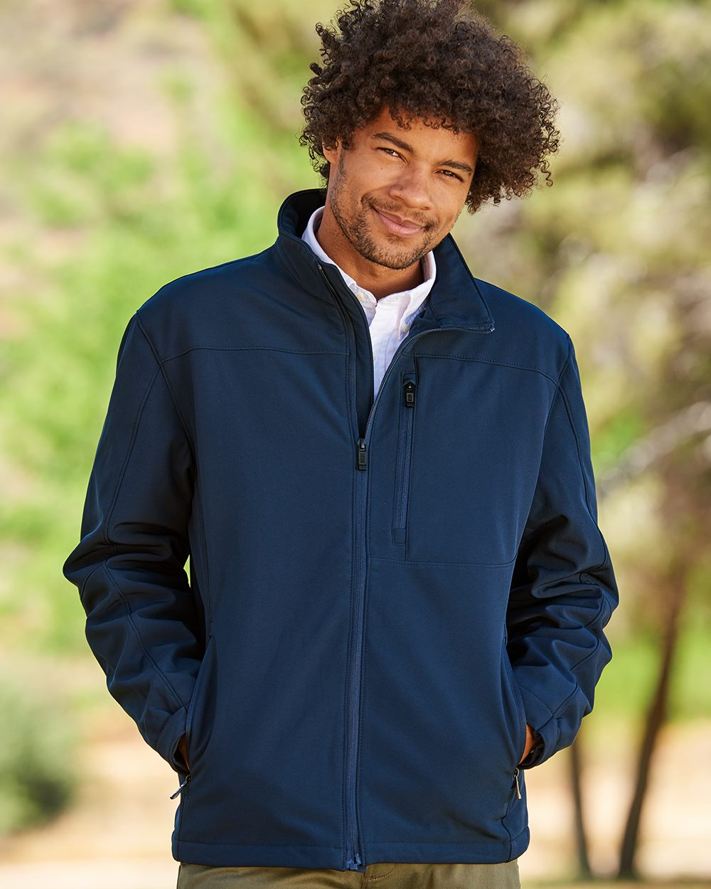 Weatherproof 6500 Chaqueta Soft Shell Model Shot