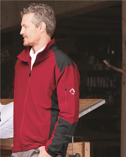 DRI DUCK 5309 Chaqueta Baseline All Season Soft Shell Model Shot