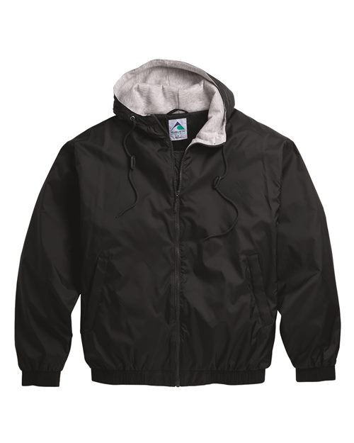 Augusta Sportswear 3280 Fleece Lined Hooded Jacket Model Shot