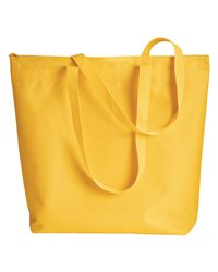 Liberty Bags Recycled Zipper Tote