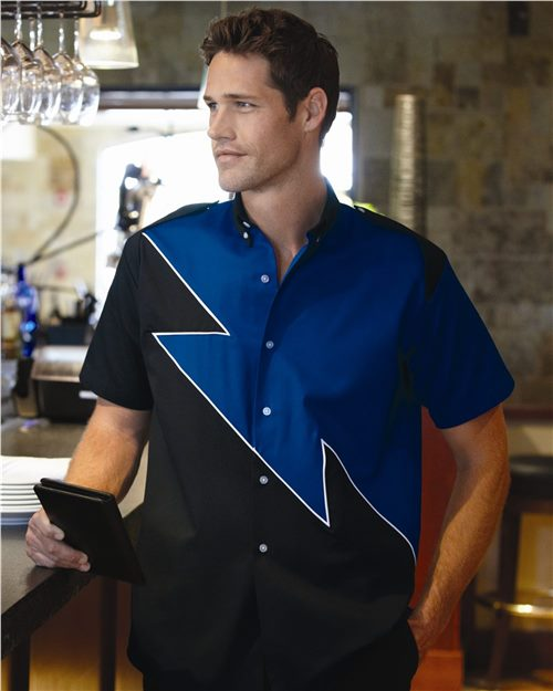 Hilton ZP2277 Spoiler Racing Shirt Model Shot