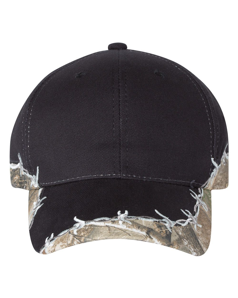 Outdoor Cap Camo Cap with Barbed Wire