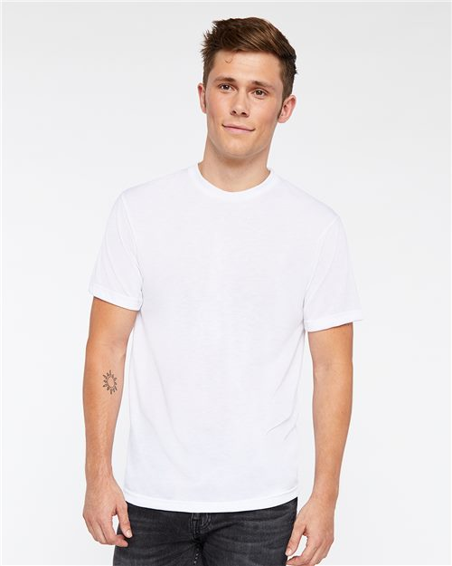SubliVie 1910 Polyester Sublimation Tee Model Shot
