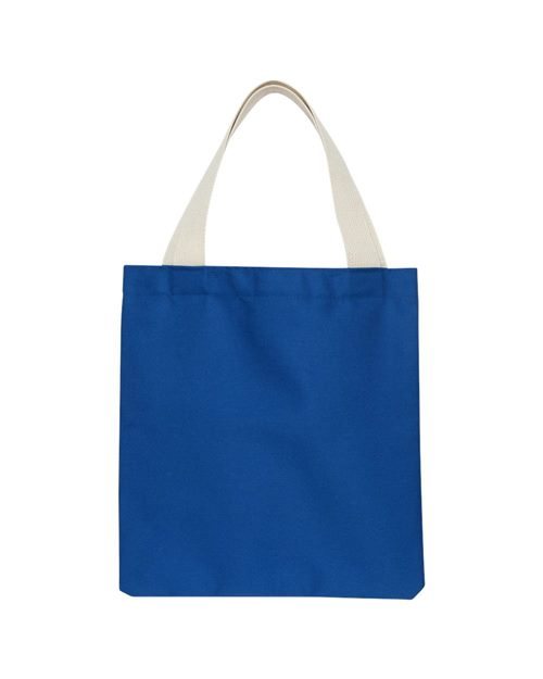 Bayside 800 USA-Made Promotional Tote Model Shot