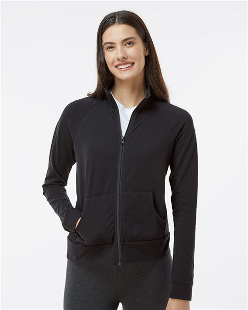 Boxercraft S89 Women's Full-Zip Practice Jacket Model Shot