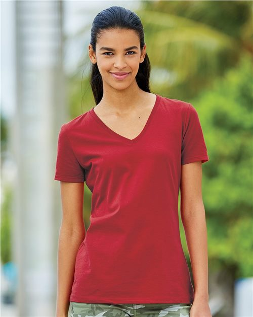 Fruit of the Loom L39VR HD Cotton Women