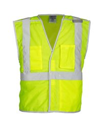 ML Kishigo Brilliant Series Economy Breakaway Vest
