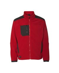 DRI DUCK Quest Microfleece Full-Zip Jacket with Polyester Panels