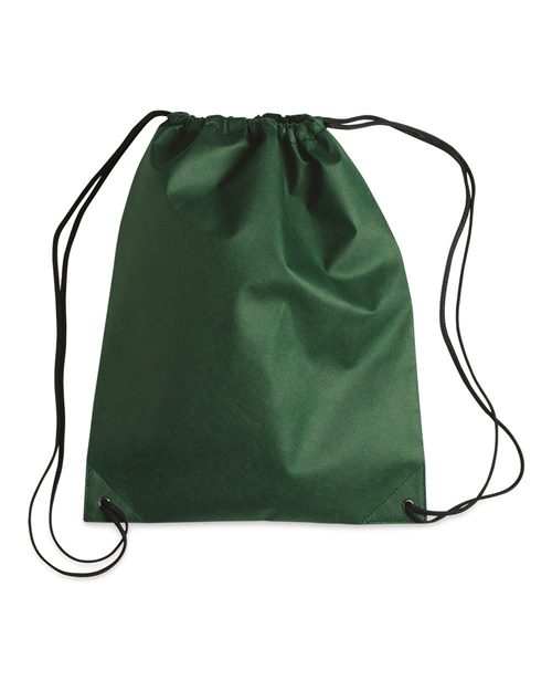 Liberty Bags A136 Non-Woven Drawstring Backpack Model Shot