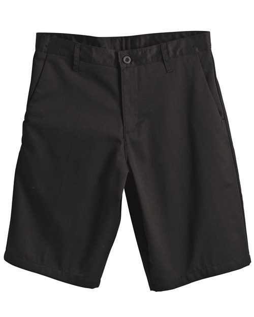 Burnside 9860 Chino Shorts Model Shot