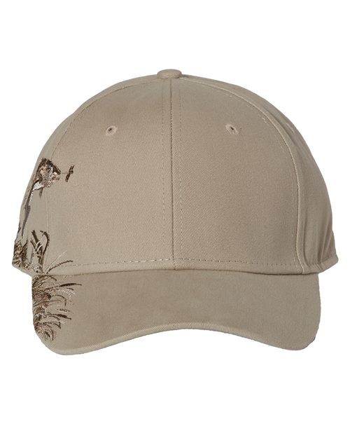 DRI DUCK 3256 Trout Cap Model Shot
