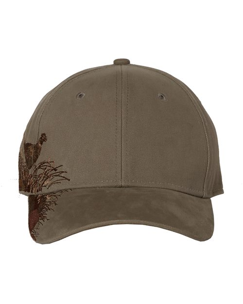 DRI DUCK 3261 Pheasant Cap Model Shot