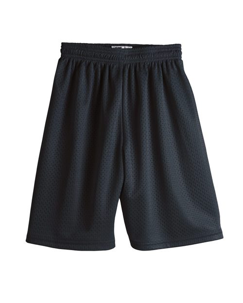C2 Sport 5209 Youth Mesh Shorts Model Shot