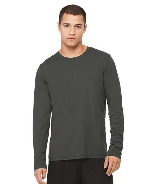 All Sport M3009 Performance Long Sleeve Tee Model Shot