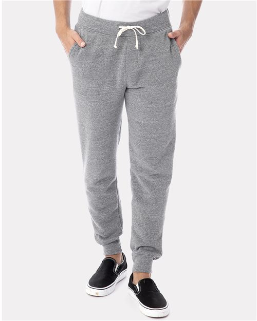 Alternative 9881 Eco-Fleece Dodgeball Pants Model Shot