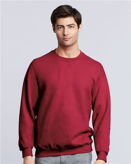 Gildan 18000 Heavy Blend™ Sweatshirt Model Shot