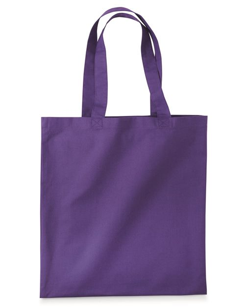 Q-Tees QTB Economical Tote Model Shot