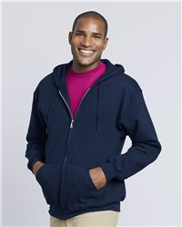 Gildan DryBlend Hooded Full-Zip Sweatshirt