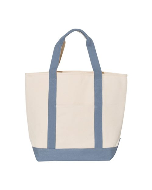 Comfort Colors Garment-Dyed Heavy Canvas Tote
