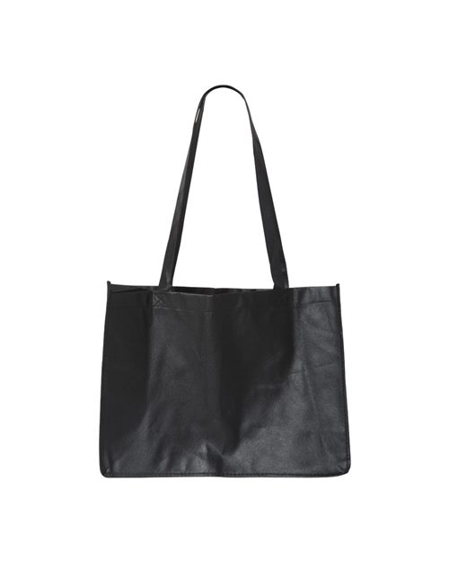 Liberty Bags A134 Non-Woven Deluxe Jr. Tote Model Shot