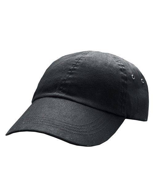 Anvil 156 Solid Twill Cap Model Shot