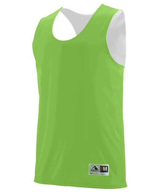 Augusta Sportswear 148 Reversible Wicking Tank Model Shot
