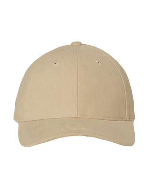 Sportsman 9910 Heavy Brushed Twill Structured Cap Model Shot