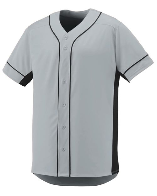 Augusta Sportswear 1661 Youth Slugger Jersey Model Shot