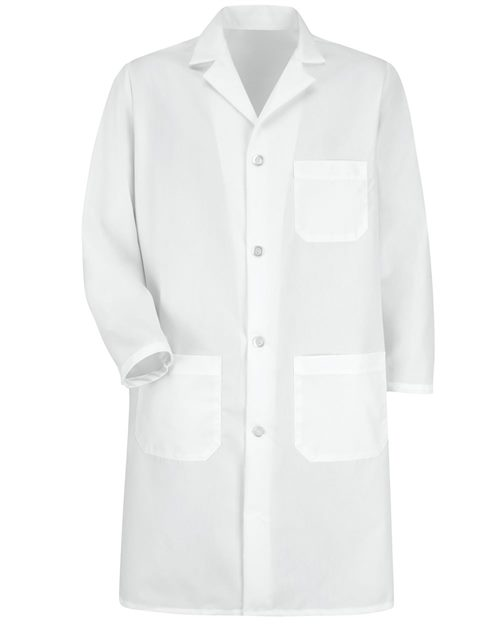 Red Kap 5700 Lab Coat Model Shot