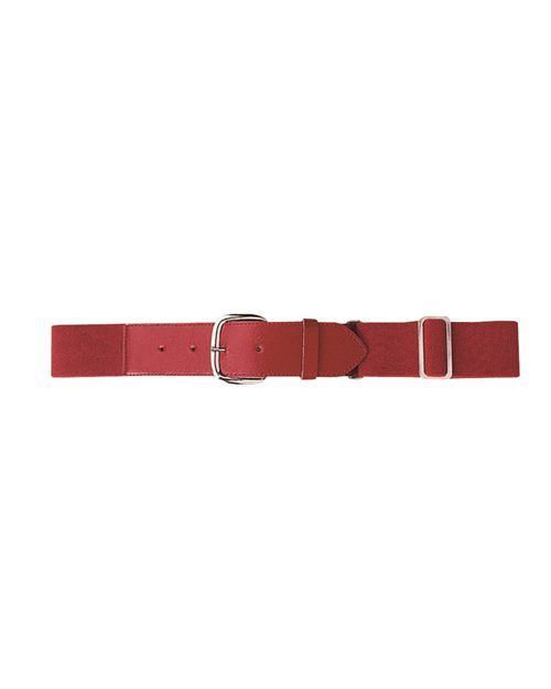 Augusta Sportswear 6002 Youth Elastic Baseball Belt Model Shot