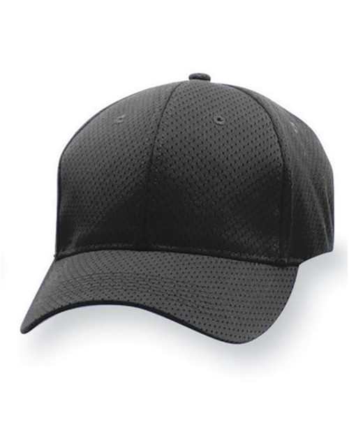 Augusta Sportswear 6233 Youth Sport Flex Athletic Mesh Cap Model Shot