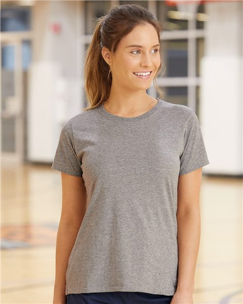 Russell Athletic Women's Essential 60/40 Performance T-Shirt