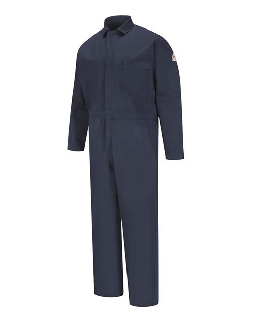 Bulwark CEH2 Classic Industrial Coverall - Excel FR Model Shot