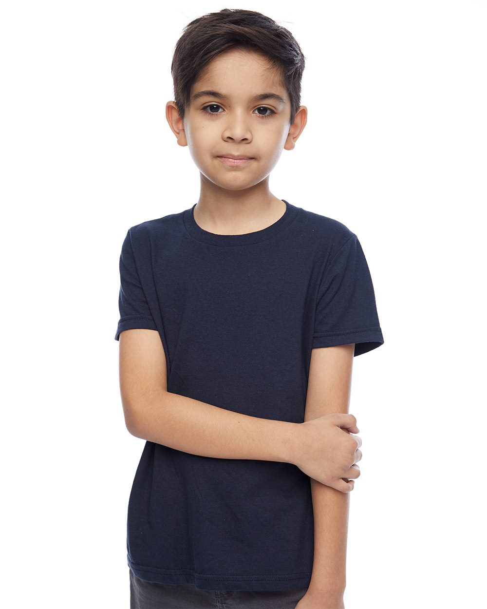American Apparel Youth Fine Jersey Tee