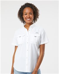 Columbia Women's Bahama™ Short Sleeve Shirt
