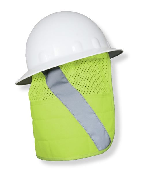 Kishigo 1622 Brisk Cooling Series® Hard Hat Nape Protector Model Shot