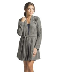Boxercraft Women's Cozy Robe