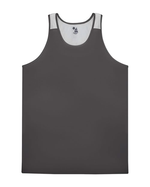 Alleson Athletic 8668 Camiseta Ventback Model Shot
