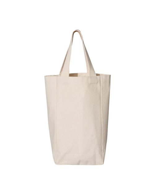 OAD Double Wine Tote