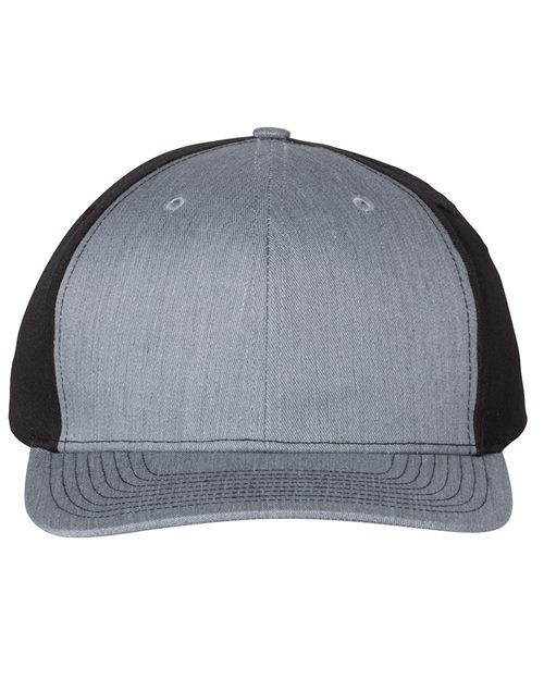 Richardson 312 Twill Back Trucker Cap Model Shot