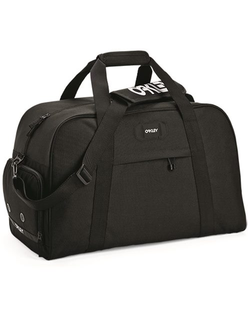 Oakley 921443ODM 50L Street Duffel Bag Model Shot