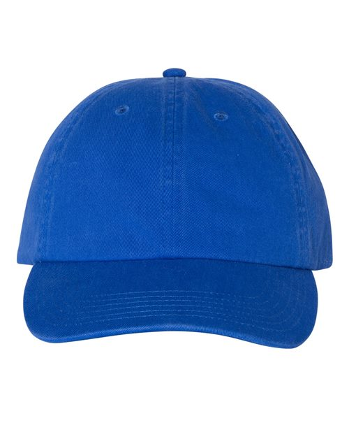 Champion CS4000 Washed-Twill Dad's Cap Model Shot