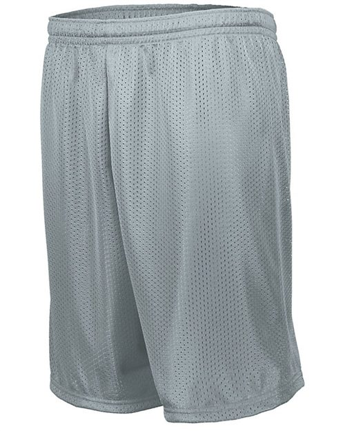 Augusta Sportswear 1848 Longer Length Tricot Mesh Shorts Model Shot