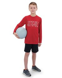 Augusta Sportswear Youth Attain Wicking Long Sleeve Shirt