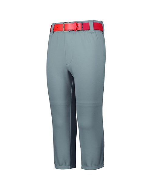 Augusta Sportswear 1486 Youth Pull-Up Baseball Pants With Loops Model Shot